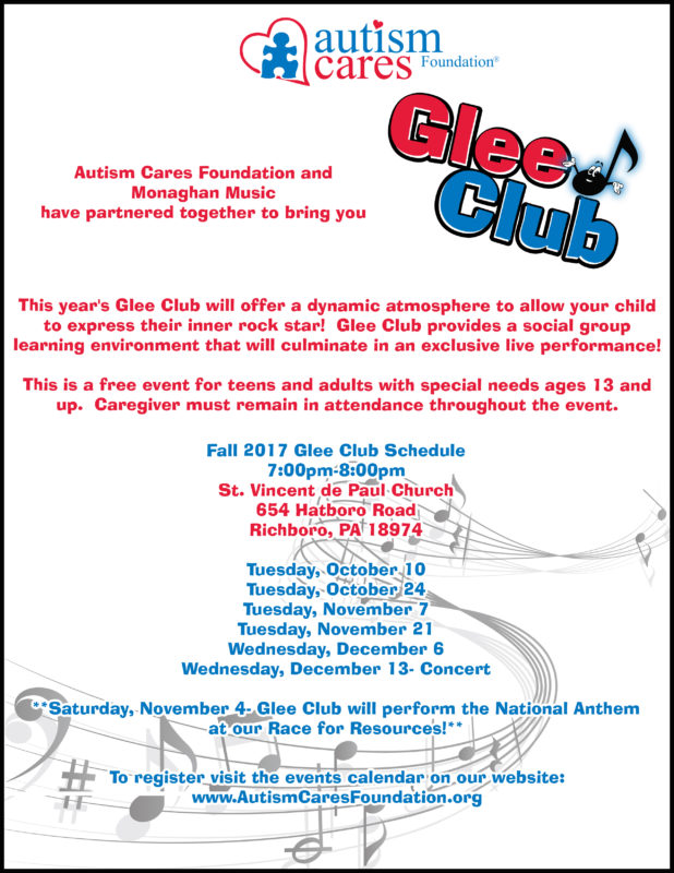 Glee Club @ St. Vincent de Paul Church | Warminster | Pennsylvania | United States