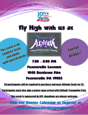May Altitude Trampoline Park @ Altitude Trampoline Park | Feasterville-Trevose | Pennsylvania | United States
