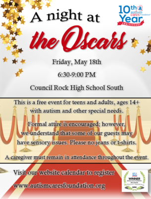 2018 Prom: A Night at the Oscars! @ Council Rock High School South | Southampton | Pennsylvania | United States