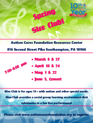 Spring Glee Club Concert! @ St. Vincent De Paul Church | Warminster | Pennsylvania | United States
