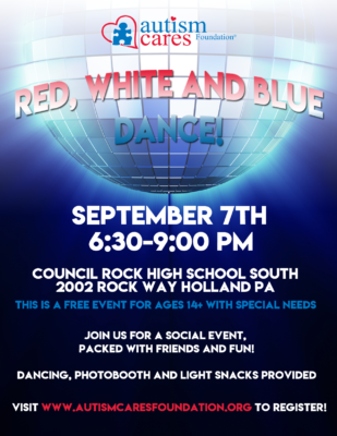 Red, White, and Blue Dance! @ Council Rock High School South | Holland | Pennsylvania | United States