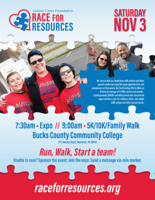 2018 Race for Resources @ Bucks County Community College | Newtown | Pennsylvania | United States