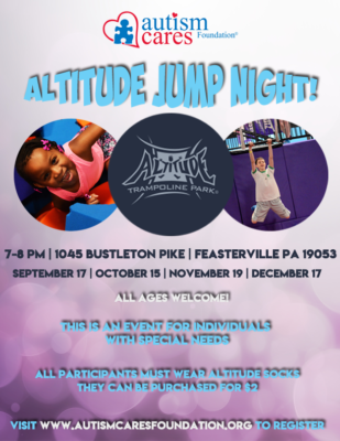 Altitude Jump Night! @ Altitude Trampoline Park | El Paso | Texas | United States