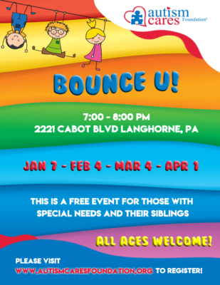 April Bounce U! @ Bounce U Langhorne