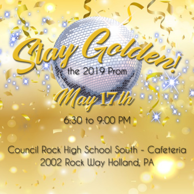 2019 ACF Prom! @ Council Rock High School South-Cafeteria