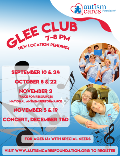 Fall Glee Club @ To be announced