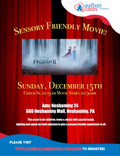 Sensory Friendly Movie - Frozen II @ AMC Neshaminy 24