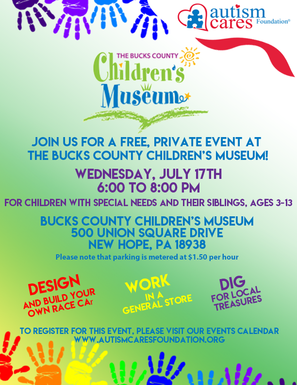 Children's Museum @ Bucks County Children's Museum