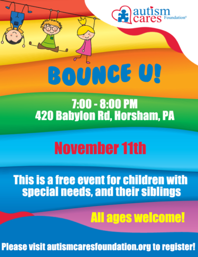 Bounce U! @ Bounce U of Horsham