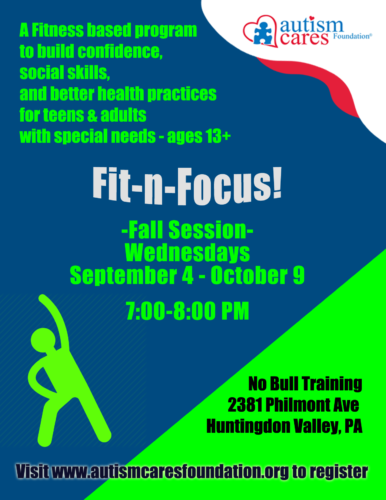 Fit-n-Focus! Fall Session @ No Bull Training