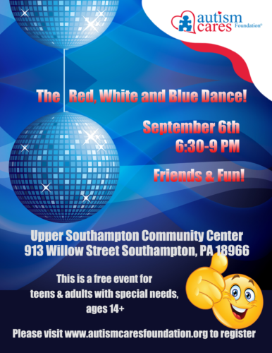 Red, White & Blue Dance! @ Upper Southampton Community Center - Gymnasium